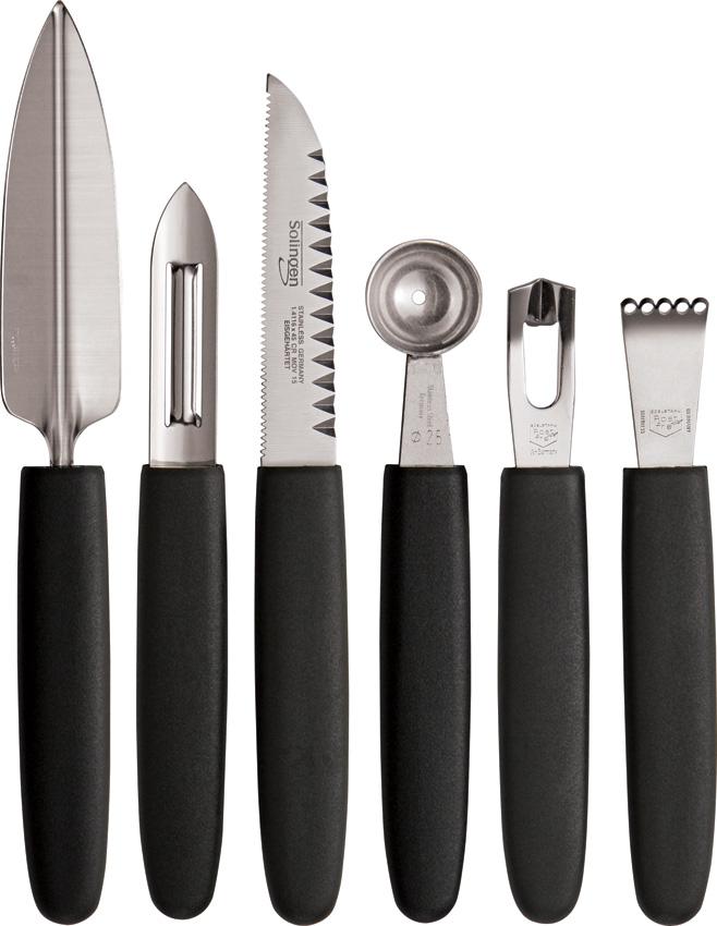 Vn46550 victorinox garnishing kit kitchen set for Kitchen kit set