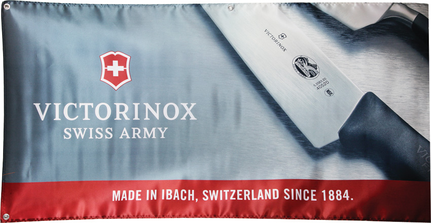 VNVRCS11009 Victorinox Swiss Army Pocket Knife Banner