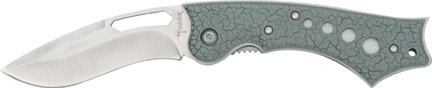 XL876 Tomahawk Crackeled Gray Folder