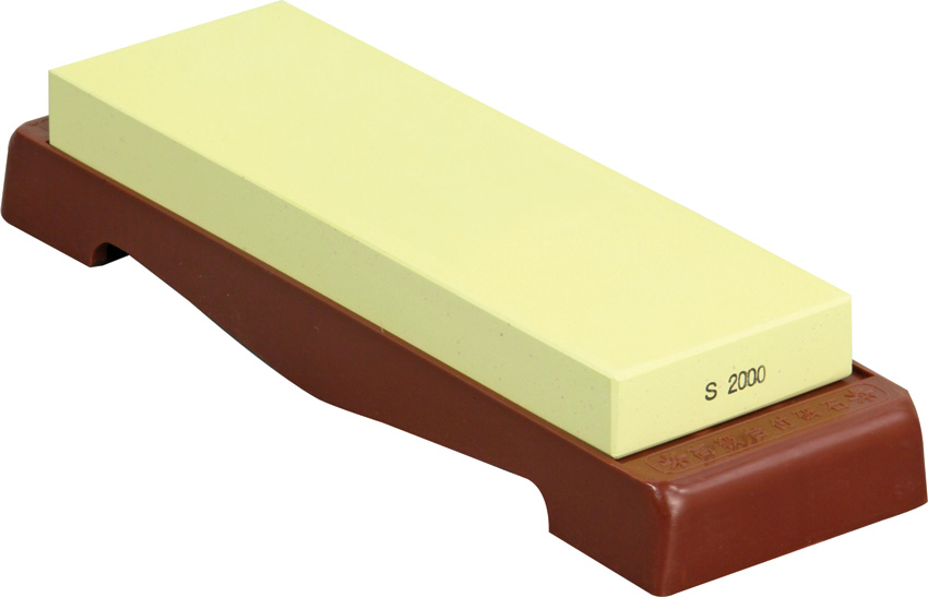 YC1496 Naniwa Whetstone Sharpener Yellow