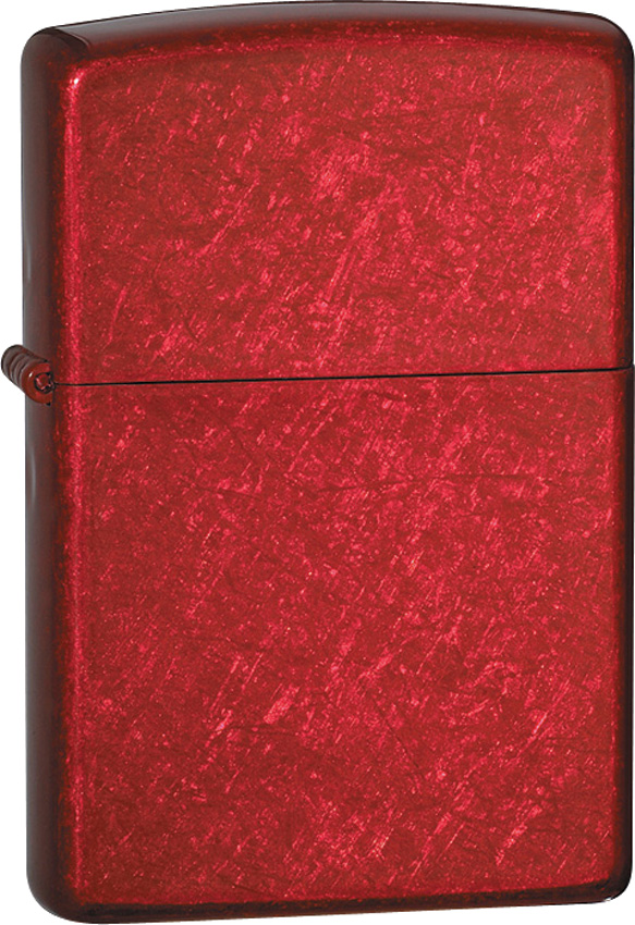ZO19083 Zippo Lighter Candy Apple Red