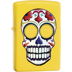 ZO24894 Zippo Lighter Day Of The Dead