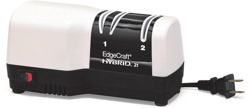 EC21 Chefs Choice Hybrid 21 Compact Knife Sharpener