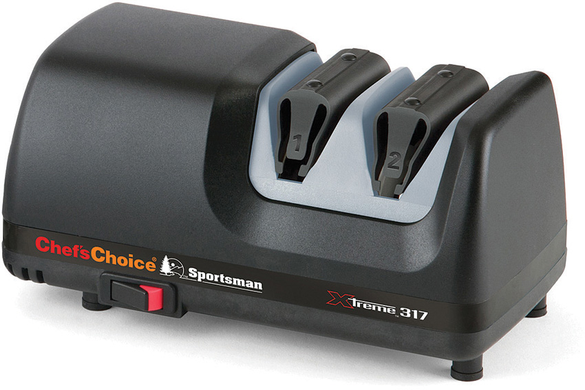EC317 Chefs Choice Xtreme Hunting Knife Sharpener