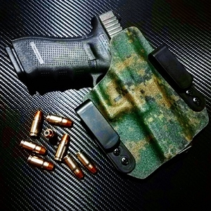 DCTACTGH Custom Kydex Gun Holster