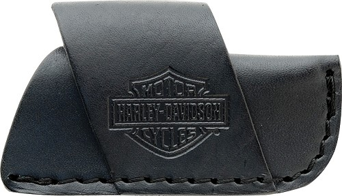 CA52100 Case Side Draw Knife Sheath Harley Davidson