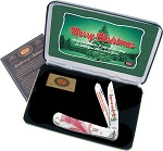 CAMCPM Case 2014 Christmas Trapper Knife