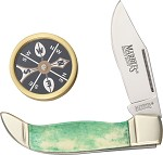 MR296 Marbles Knife and Compass Gift Set