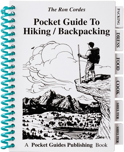 PK01 Book - Hiking/Backpacking Pocket Guide