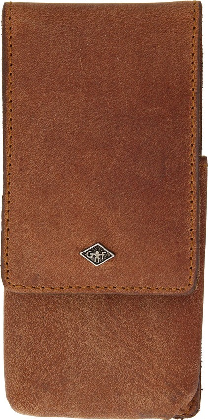TIM35014 Giesen & Forsthoff Safety Razor Leather Pouch