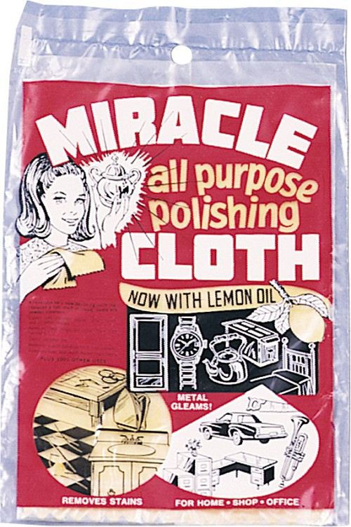 M210 Miracle All Purpose Polishing Cloth