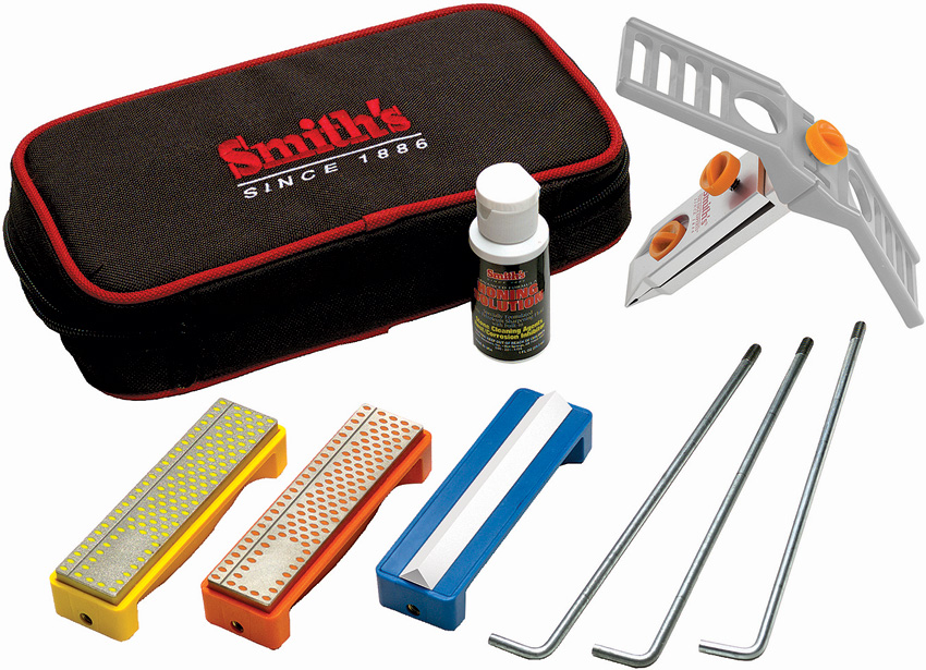 AC50593 Smith's Sharpeners Diamond Knife Sharpening System