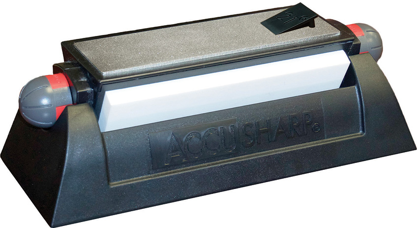 AS025C AccuSharp Tri-Stone Sharpening System