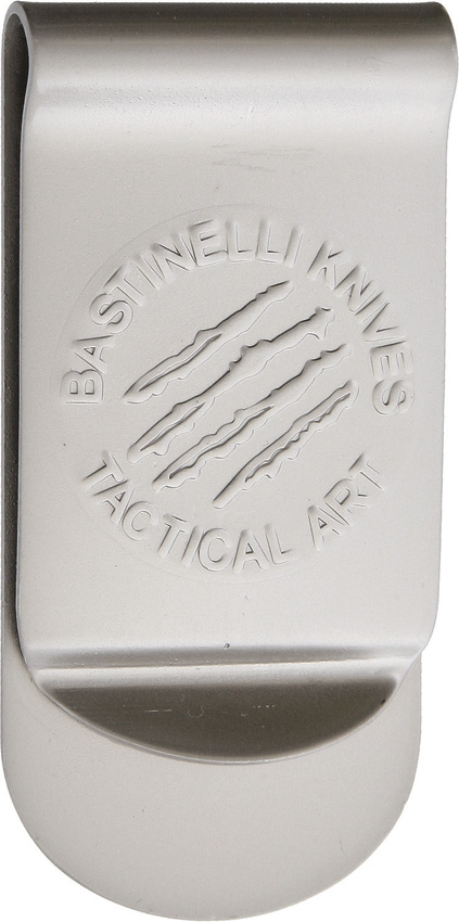 BAS17 Bastinelli Creations Tactical Art Money Clip