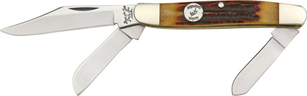 BCCRSB47 Bear & Son 4th Generation Stockman Pocket Knife