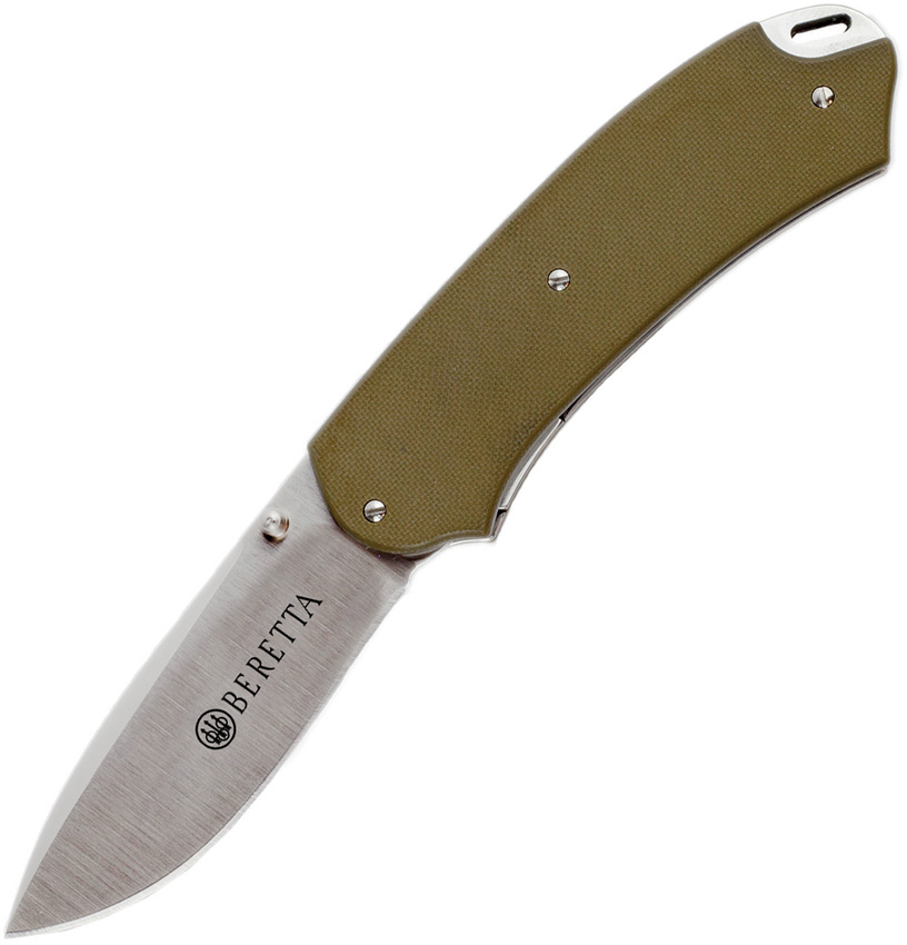 BE396G10V Beretta Birdland Tactical Linerlock Pocket Knife
