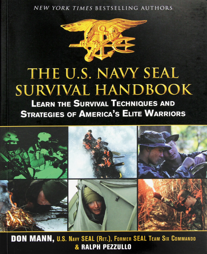 BK243 The Navy Seal Survival Handbook