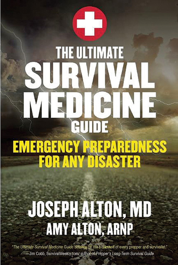 BK318 Book - Survival Medicine Book.