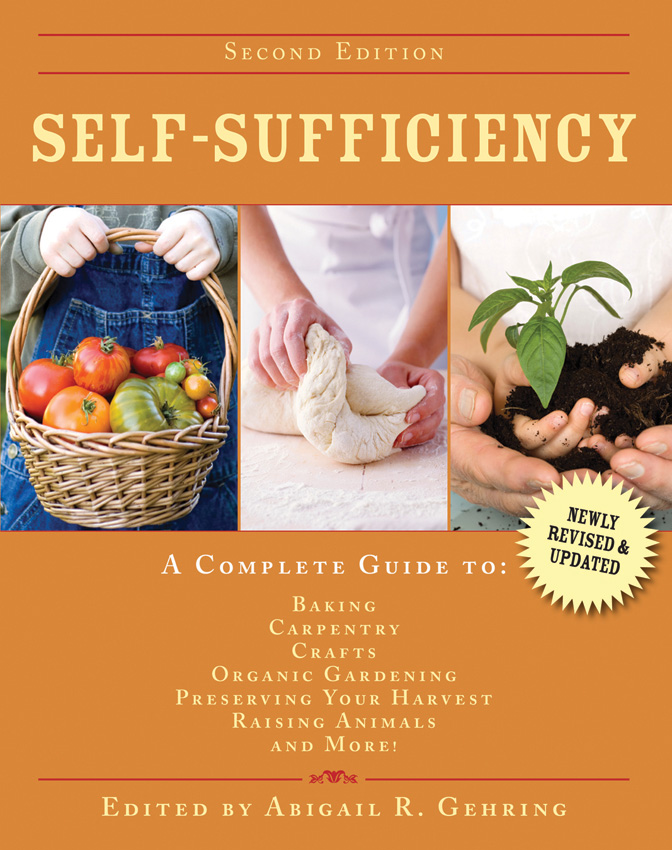 BK338 Book - Self-Sufficiency 2nd Edition