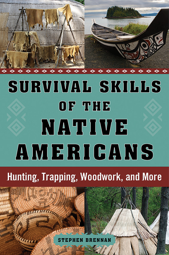 BK370 Book - Native American Survival Skills