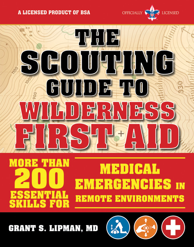 BK406 Books Scouting Guide To Wilderness
