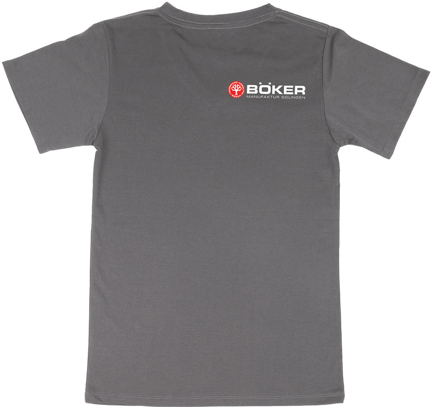 BO09SH003 Boker T Shirt Large