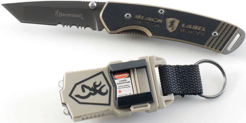 BR3240 Browning Approach Knife and Light Combo