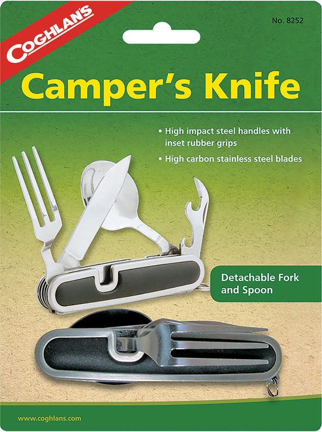 CGN8252 Coghlan's Campers Knife