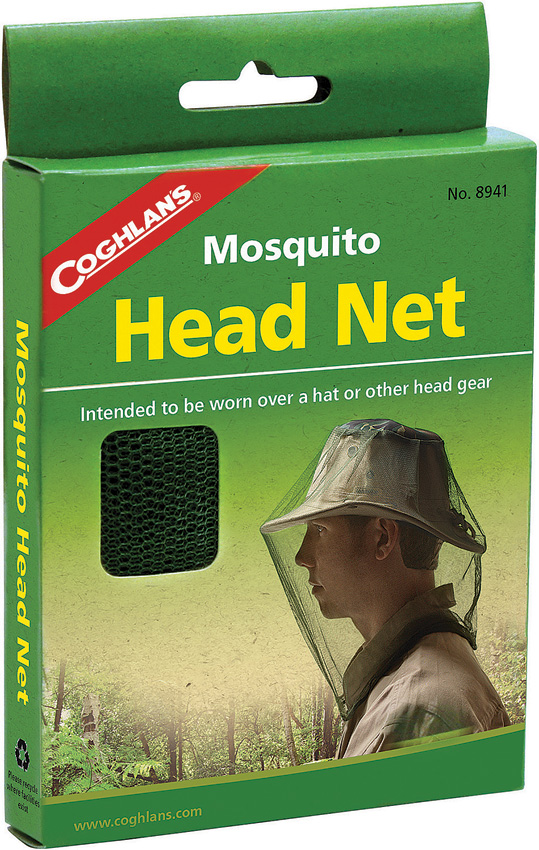CGN8941 Coghlan's Mosquito Head Net