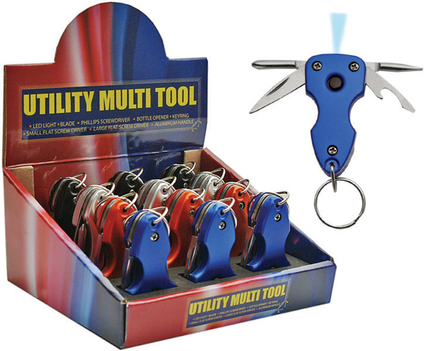 CN211185 Utility Multi-Tool Assortment