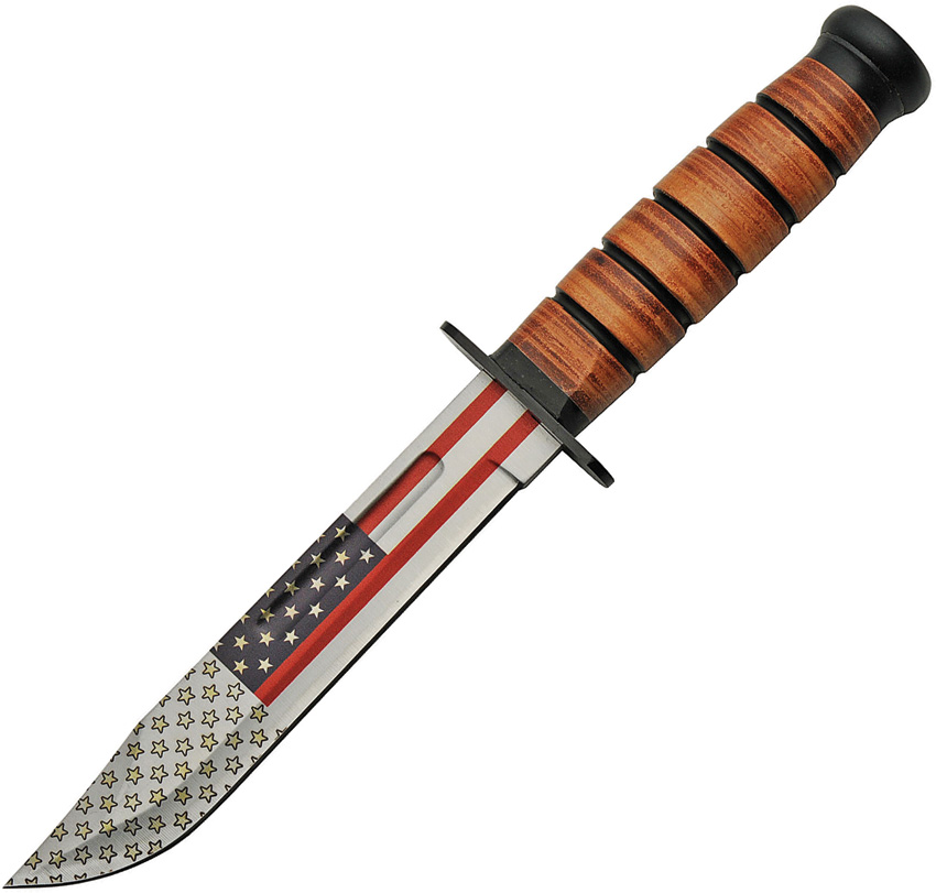CN211461 Flag Combat Fighter Knife