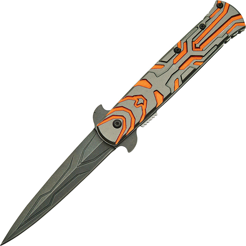 CN300346OR Transform I Linerlock Pocket Knife A/O Orange