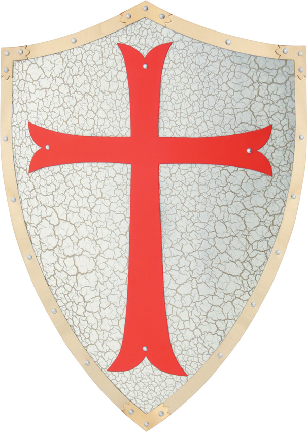 CN926719 Knight's Templar Shield