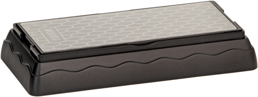 DMD1302 DMD Sharpeners Double Sided Diamond Whetstone Knife Sharpener