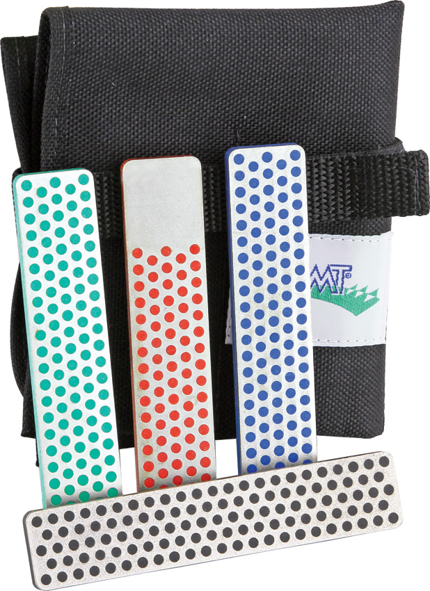 DMTW4K DMT Diamond Whetstone Sharpening Kit