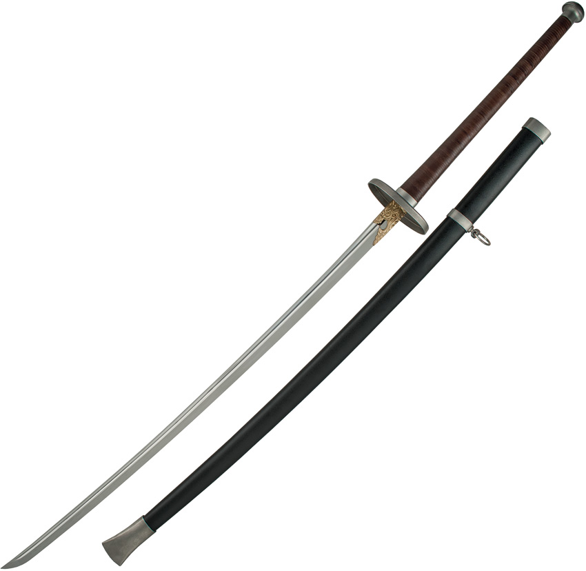 DRK11190 Dragon King Big Miao Dao Sword