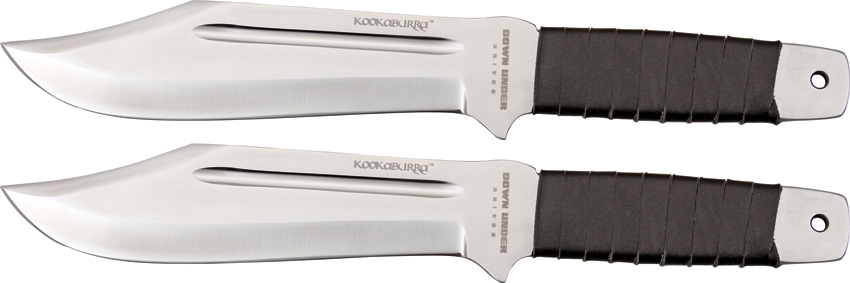DUKKB Down Under Kookaburra Throwing Knife Set