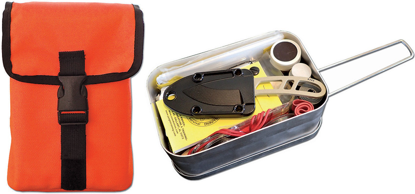 ESLTINKITOR ESEE Survival Kit In Mess Kit