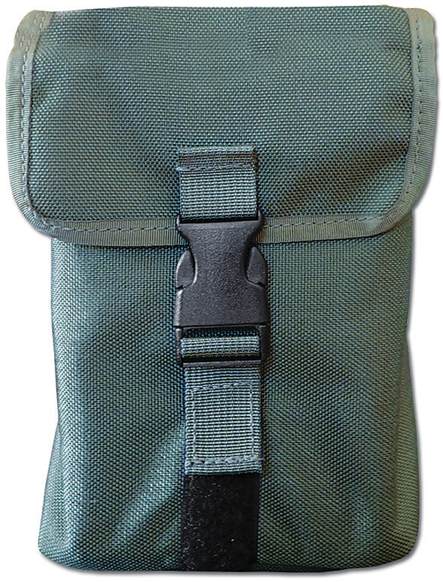 ESLTINPOUCHOD ESEE Large Survival Tin Pouch OD Green