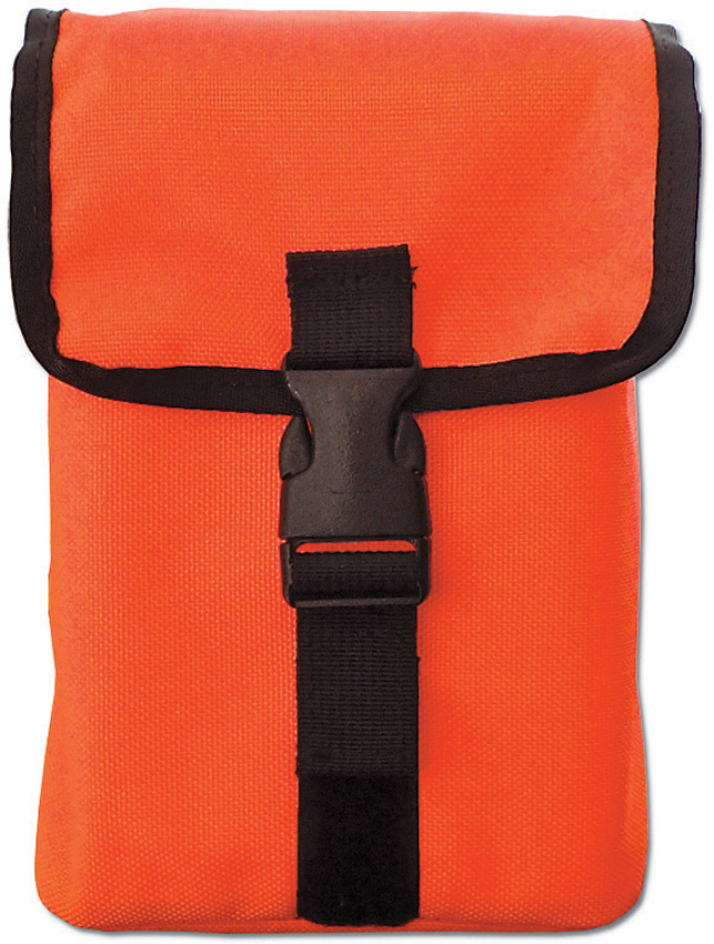 ESLTINPOUCHOR ESEE Large Survival Tin Pouch Orange