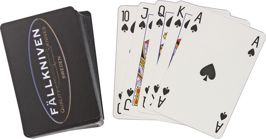 FNPC Fallkniven Playing Cards