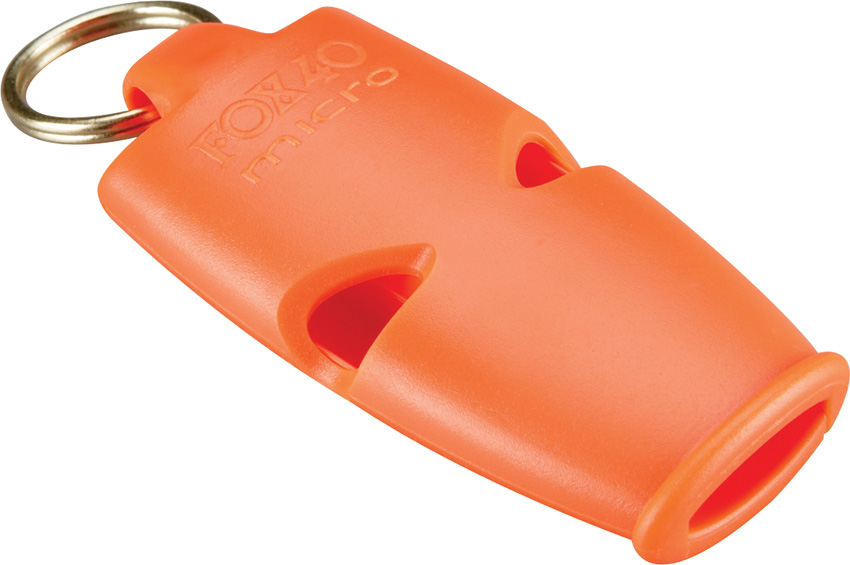 FO09533 Fox 40 Micro Pealess Safety Whistle