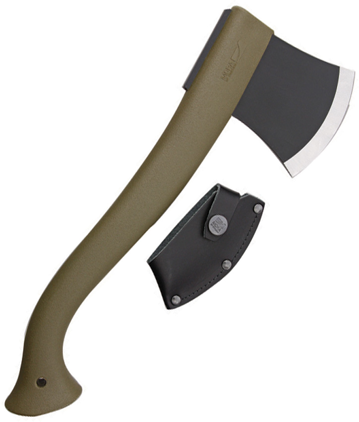 FT99106 Mora Camping Axe OD Green