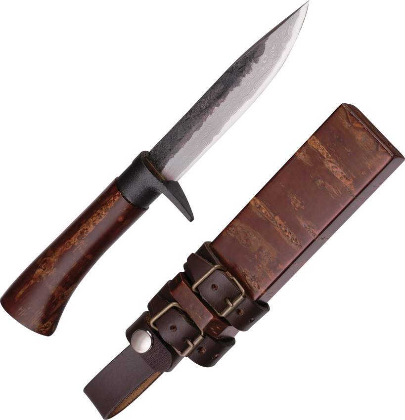 KB201 Kanetsune Hunting Knife