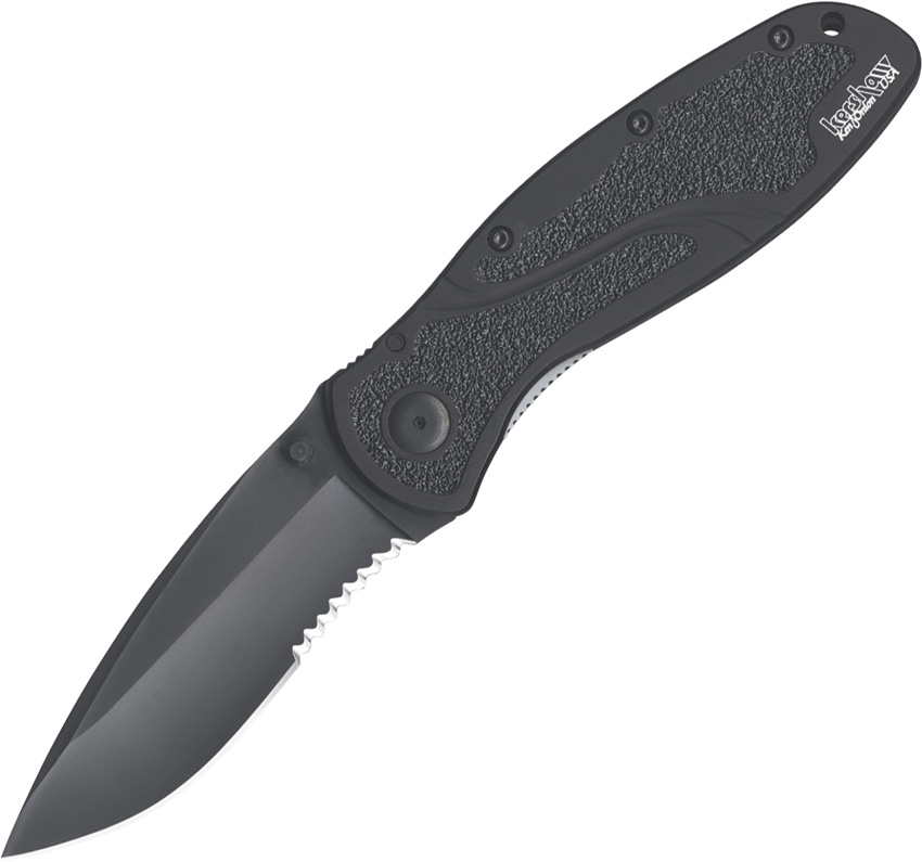 KS1670BLKST Kershaw Blur Linerlock Pocket Knife