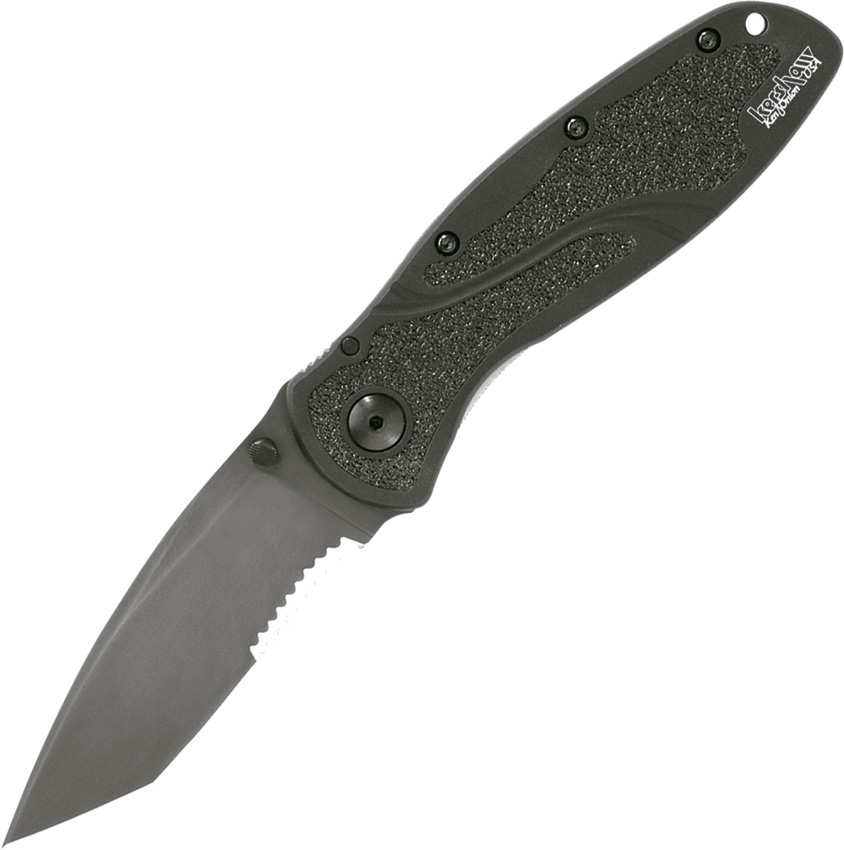 KS1670TBST Kershaw Tactical Blur Linerlock Pocket Knife