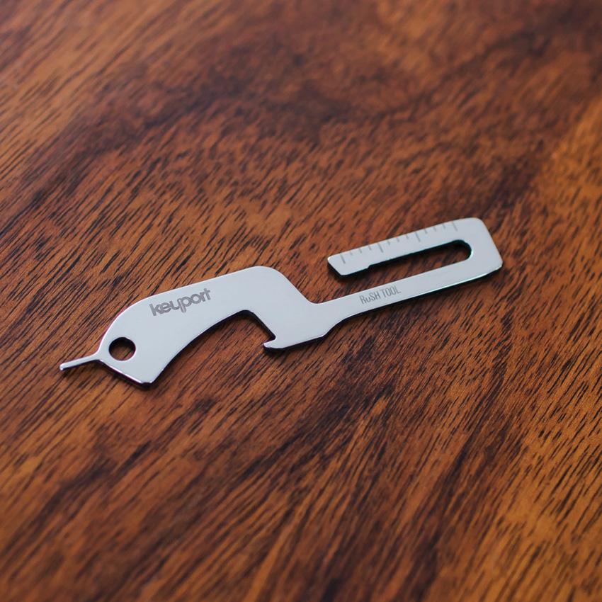 Keyport RuSH Bottle Opener Pivot Pin Driver Multi-Purpose Module Removal Tool P
