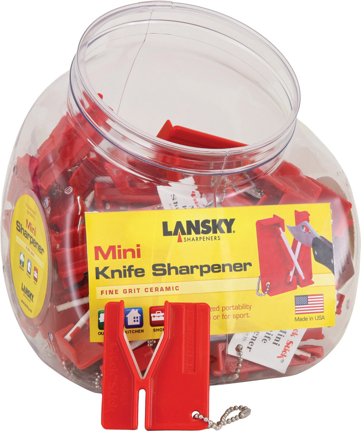 LS08500 Lansky Sharpeners Mini Crock Stick Set