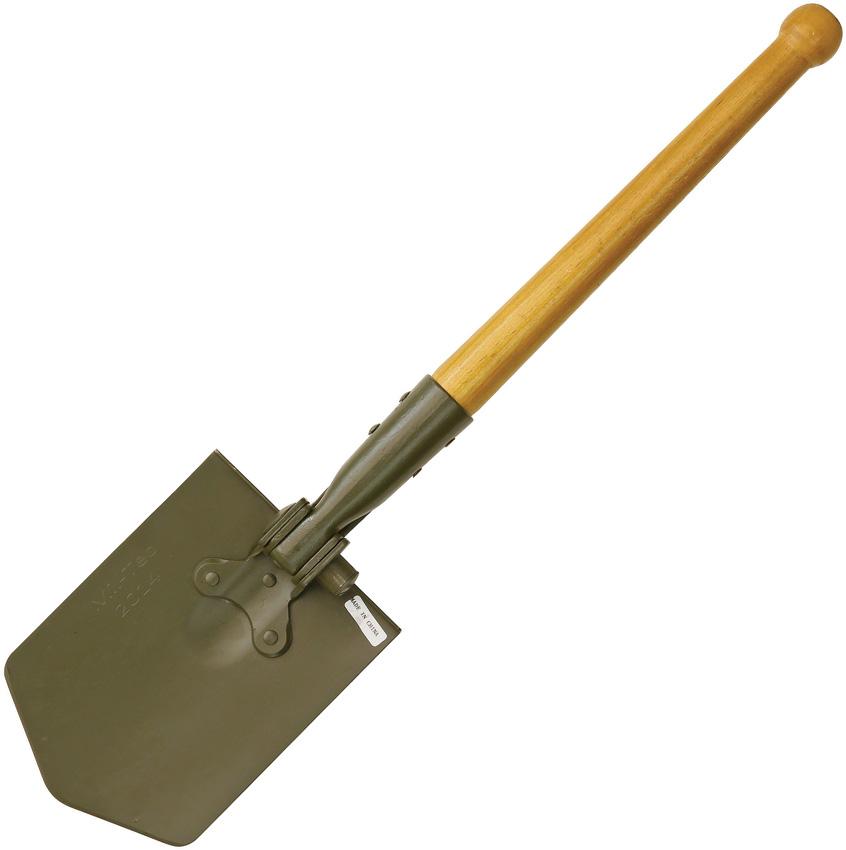 M4392 Mil Tec German Style Shovel