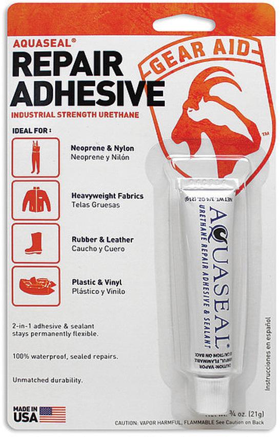 New Gear Aid MCN11110 Aquaseal Cotol-240 Repair Ad